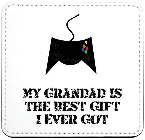 My Großvater Is The Best I Ever Got Spiel Geschenk Untersetzer co59