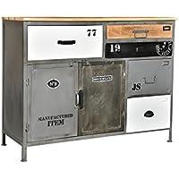 suchergebnis auf f r sideboard industrial k che haushalt wohnen. Black Bedroom Furniture Sets. Home Design Ideas
