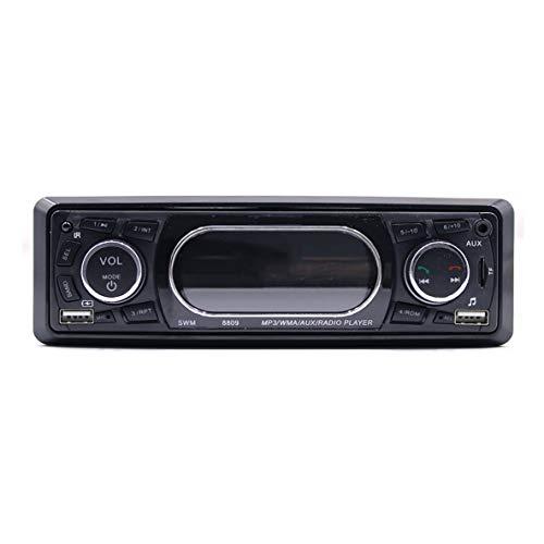 USB-Bluetooth-Funktion des Dashboard-Display-Car-MP3-WMA-AUX-Radio-Players