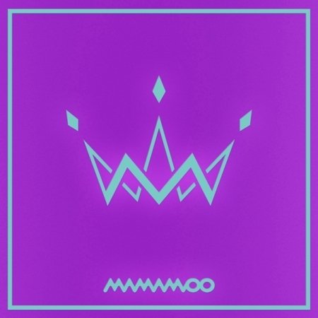Mamamoo - [Purple] 5th Mini Album A Ver. PURPLE VERSION CD+82 Photobook+1p PhotoCard K-POP Sealed