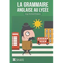 Grammaire anglaise au lycée