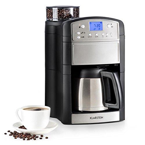 Klarstein Aromatica • Kaffeemaschine • Filtermaschine • integrierter Aktivkohlefilter •...