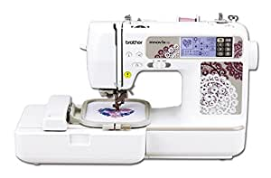Brother Innov-is NV955 Sewing and Embroidery Machine
