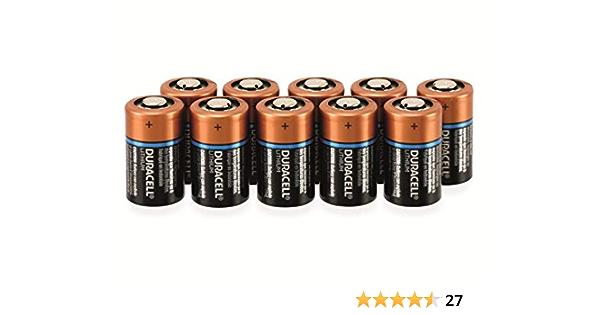 Duracell Cr 2 Lithium Batterien 10er Elektronik