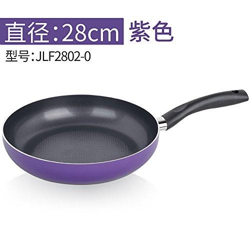 Kochen Töpfe & PfannenPfanne Antihaft-Bratpfanne 28Cm Pancake Eierkanne Gebratenes Steak Gasherd...