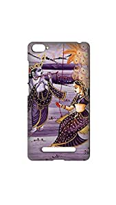 Krishna Radha Swing Case For XIAOMI Mi4i