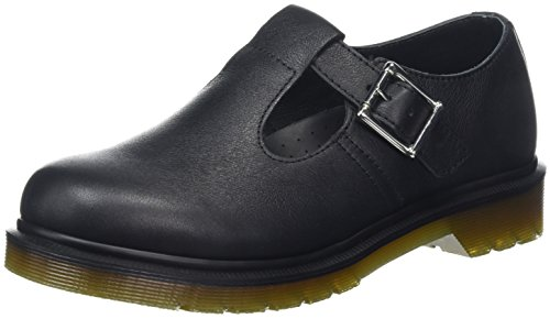 Dr. Martens Polley PW Black Virginia, Merceditas para Mujer