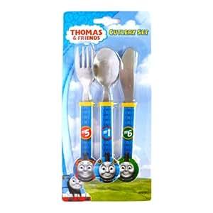 Spearmark 3-Piece Thomas Cutlery Set