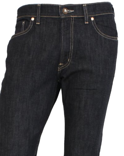 OTTO KERN Jeans Modell Ray, dark-blue denim, Regular-Fit - 30er, 32er, 34er + 36er-Länge dark-blue denim