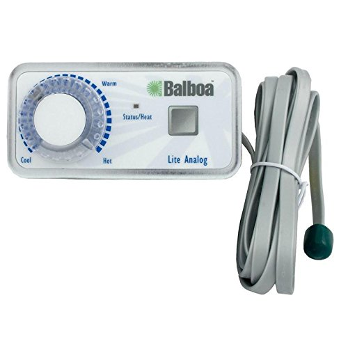 Balboa 51219 Grupo Duplex genérica Panel Spa 1 botón (Duplex-spa)