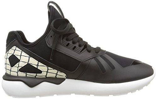 adidas  Tubular Runner,  Damen Sneakers Schwarz - Noir (Core Black/Core Black/White)