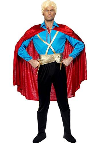 Original Lizenz Flash Gordon Kostüm zu Halloween Flashkostüm Gr. M / 40 - - Flash Gordon Kostüm Für Erwachsene