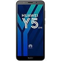 """Huawei Y5 2018 Smartphone da 13,8 cm (5.45""""), (Doppia SIM 4G RAM 2GB, ROM 16GB), Nero"""