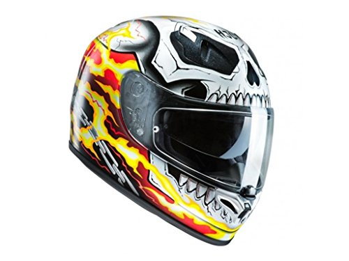 HJC casco fg st ghost rider mc1 xx