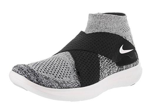 Grigio Platino Movimento Free Chaussures Nike Lupo Bianco Multicolore De Fk Homme Puro 2017 Running nero Rn wZCExq7U