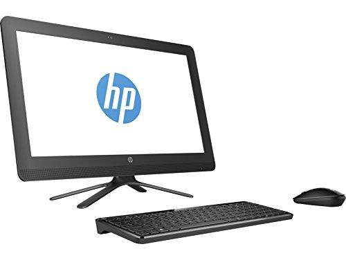 HP 22-b301il 21.5-inch All-in-One Desktop (Core i3 7100U/4GB/1TB/Free DOS 2.0/Integrated Graphics), Black