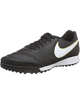 Nike Herren Tiempo Genio Ii Leather Tf Fußballschuhe