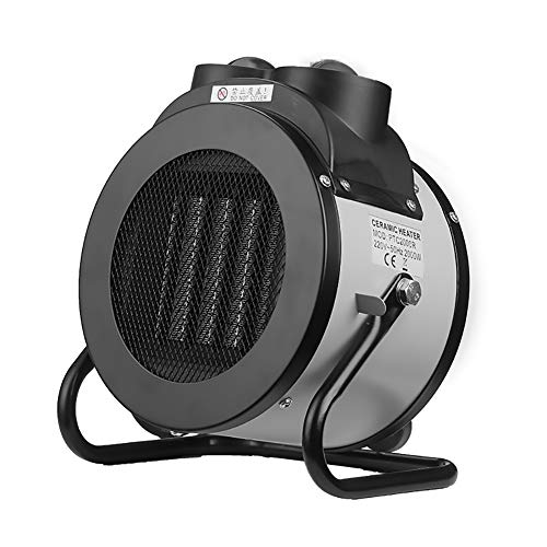 Mfun-Fan Calentadores industriales calefactores asistidos