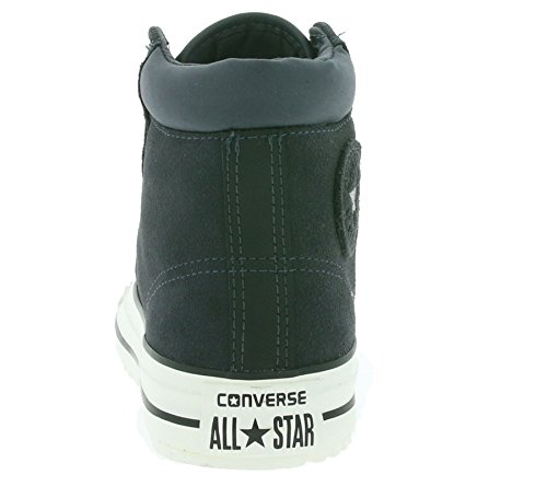 Converse - Chuck Taylor All Star Boot Pc, Zapatillas De Deporte Alte Uomo Almost Black / Egret / Black