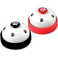 LINPOZONE Türklingeln für Hundetraining, Katzentraining, Töpfchentraining, 2 Stück