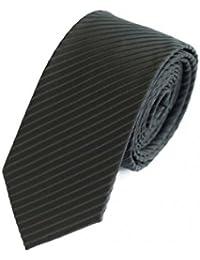 Moderne Fabio Farini Krawatte 6 cm in verschiedenen Farben, für Hochzeit Buisness