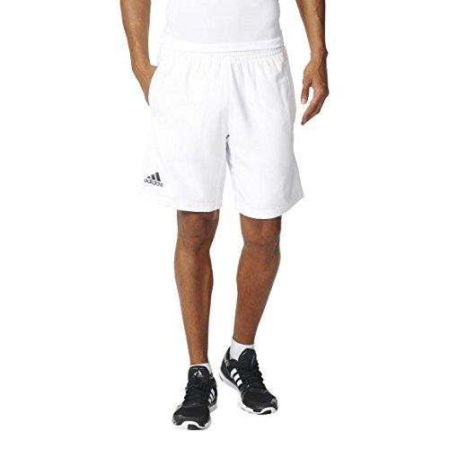 adidas Herren Oberbekleidung T16 Climacool Shorts, weiß, S, AJ8795