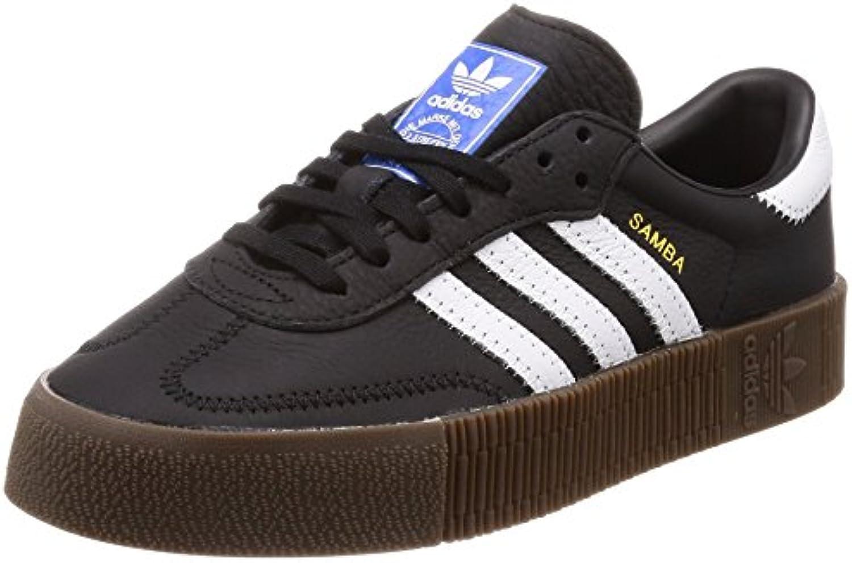 Adidas Sambarose W Black White Gum 40