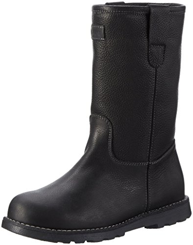 Kavat Lungvik Ep, Bottes mi-hauteur avec doublure chaude femme Noir - Schwarz (Black 911)