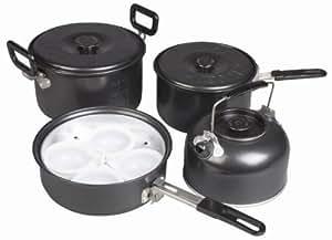 Kampa Gastro Non-Stick Family Cook Set