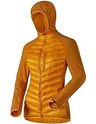 Dynafit Chaqueta Primaloft para mujer Traverse Hybrid, mujer, color Naranja - glory, tamaño 44 [DE 42]
