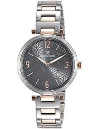 Daniel Klein Analog Grey Dial Women's Watch-DK11471-7