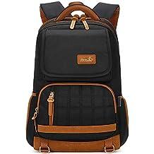 OSLEI Outdoor Sport Backpack Moderno Casual Teen Mochila Escolar Plegable Resistente al Agua Student geräumig –