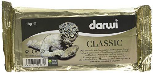 DARWI - Pasta de Modelado endurece al Aire