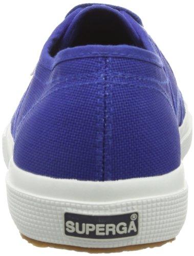 Superga 2750 Cotu Classic, Sneakers Unisex - Adulto Blu (Intense Blue)