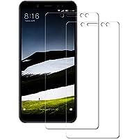FayTun Cristal Templado Xiaomi Redmi Note 5, [Fácil instalación][Sin Burbujas]
