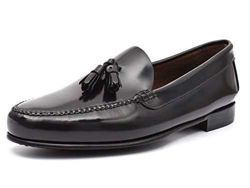 G&P cobbler - Craftsman Mocassin Glands Noir