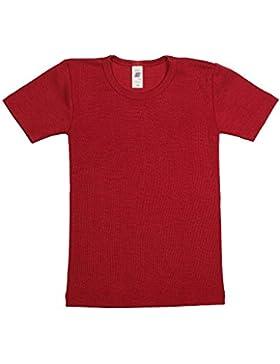 Engel Axil - Ángel camiseta manga corta lana seda tamaño 92-176