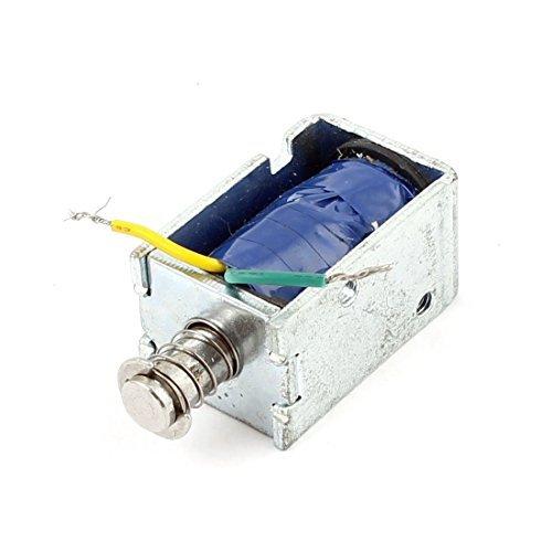 DealMux DC 9V Push-Pull-Typ Hebemagnet-Solenoid, Elektromagnet, 6 mm, 400 g -