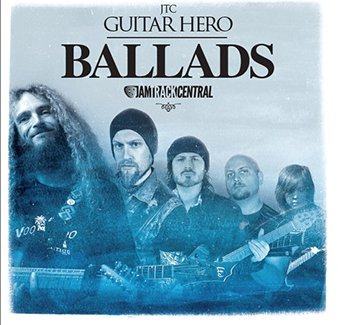 JTC Guitar Hero Ballads - Amazon Musica (CD e Vinili)