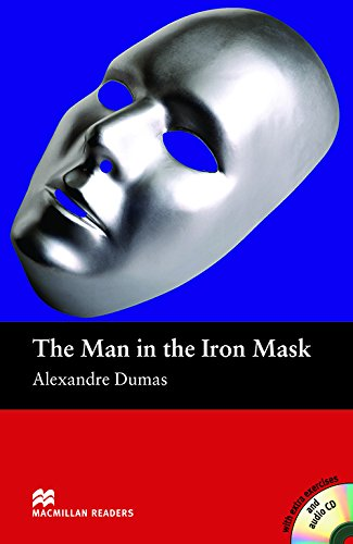 MR (B) Man in the Iron Mask Pk: Beginner (Macmillan Readers 2005)