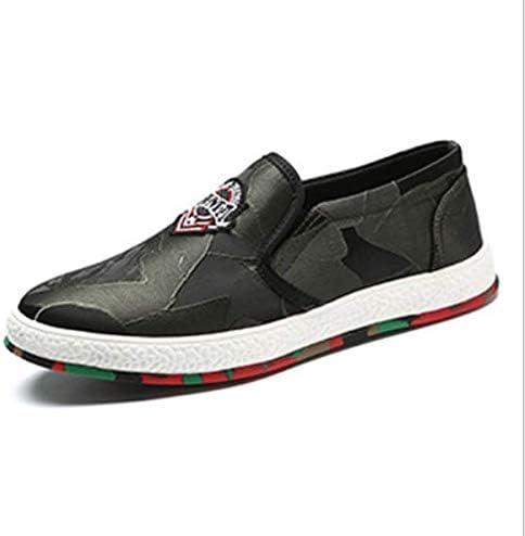 SHANGWU Scarpe Sportive da Uomo Leggere Leggere Leggere Estate Scarpe da Skate Uomo Coreane Selvaggi da Uomo Scarpe Pigri da Uomo (Coloreee   verde, Dimensione   40) B07MYRSCB5 Parent | Ottima qualità  | A Basso Costo  9c3f76