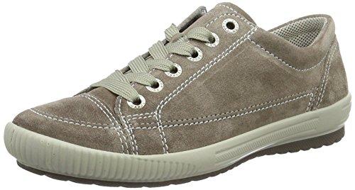 Legero Damen Tanaro Sneaker, Beige (Taupe 38), 44 EU  (9.5 UK)