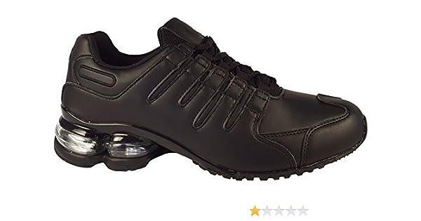 LEKANN Unisex Damen   Herren Sportschuhe   Laufschuhe mit Schnürsenkel,  Schwarz, 37 EU  Amazon.de  Schuhe   Handtaschen 923ccd487c