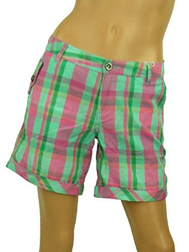 O'NEILL Damen Shorts Coquelourde grün 29 (Oneill Walkshort)