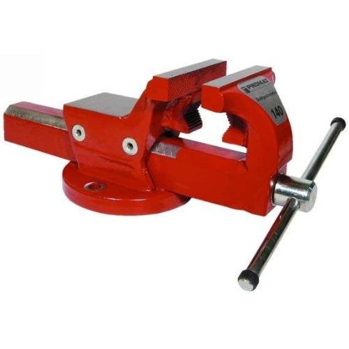 PROMAT 830272 Schraubstock B.140mm Spann-W.200mm m.Rohrspannbacken PROMAT