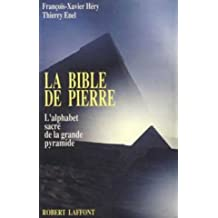 BIBLE DE PIERRE