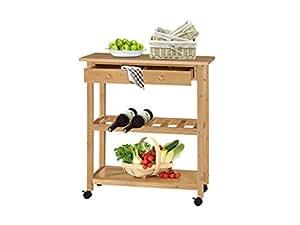 Outdoor Küchenwagen : Loft24 dagda küchenwagen servierwagen küchentrolley rollwagen 2
