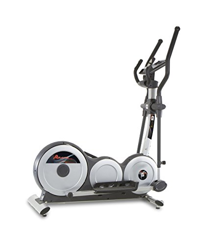 BH Fitness ATLANTIC DUAL G2525L. Inertial system 31 lbs. Complete workout! Elliptical crosstrainer. Compatible with smartphone or tablet. Magnetic brake system. Variable stride 18