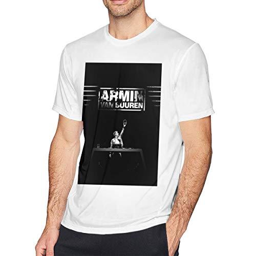 Angzhenfan Armin Van Buu-Ren Blah Blah Blah Unisex Witzig Herren Tshirt F¨¹r Sport Oder Partys White XXL