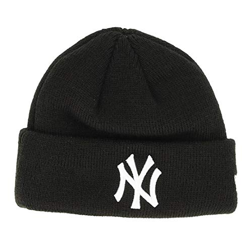 New Era - MLB New York Yankees Essential Säuglings Beanie - Schwarz